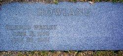 Elizabeth <i>Davis</i> Howland