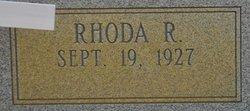 Rhoda Jane <i>Rabon</i> Alford