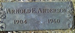 Arnold Elmer Anderson