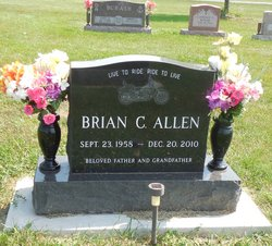 Brian C Allen