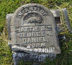 Infant Daniel