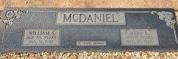 Mary Ellen <i>Lane</i> McDaniel