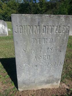 John Adam Matthaus Ditzler