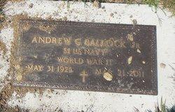 Andrew G Ballock, Jr