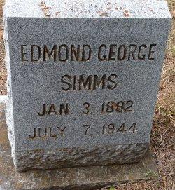 Edmond George Simms