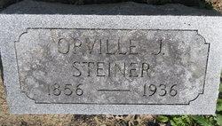 Orville J Steiner