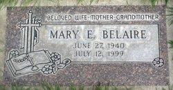 Mary E. Belaire