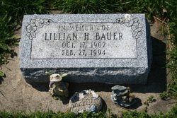Lillian H. Bauer