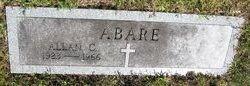 Allan Carl Abare