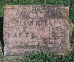Thelma Pauline <i>Hamilton</i> Keeling