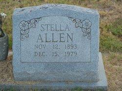 Rocena Estella Stella <i>Massey</i> Allen