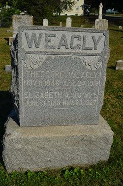 Elizabeth Anne <i>Winters</i> Weagly