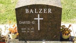 David Gustav Balzer