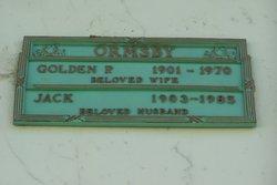 Golden Pauline Ormsby