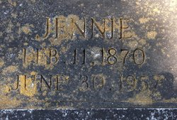 Jennie <i>Lewis</i> Sawyer