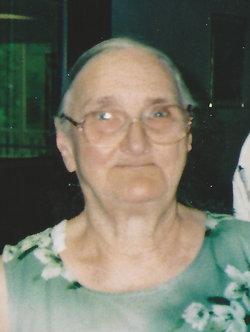 Marjorie Hallie <i>Baldwin</i> Cross