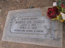 Marcus Lee Teague