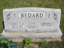 George Ovide Bedard, Sr