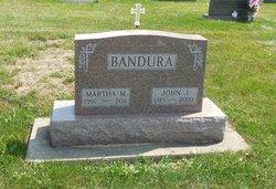 Martha M. <i>Handzo</i> Bandura