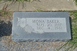 Eda Mona <i>Fairless</i> Baker