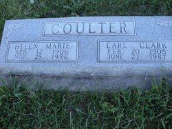 Earl Clark Coulter