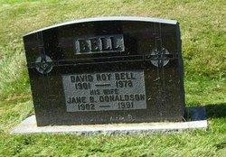 Jane B. <i>Donaldson</i> Bell