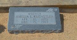 Emelie M <i>Leist</i> Kuenstler