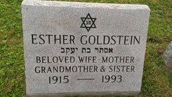 Esther <i>Solomon</i> Goldstein