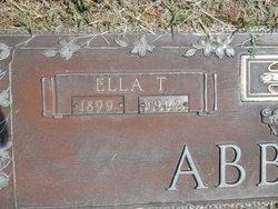 Ella T. Abbott