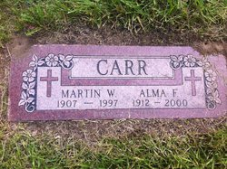 Martin W Mart Carr