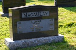 Jean Louise <i>Anderson</i> Macaulay