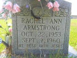 Rachel Ann Armstrong
