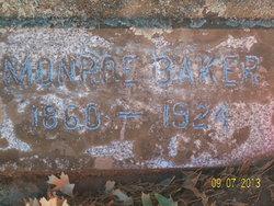 Monroe Baker