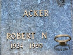 Robert N Acker