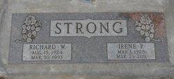 Richard William Bill Strong, Sr