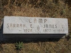 Sarrah E. <i>Ewing</i> Camp