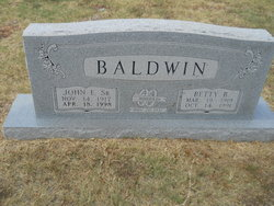 Betty B. Baldwin