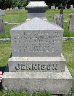 Mary <i>Stowe</i> Jennison