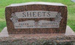Ellen Josephine <i>Lindwall</i> Sheets