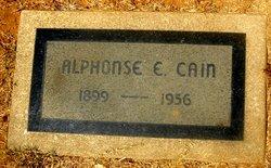 Alphonse E. Cain