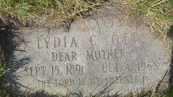 Lydia Mary Catherine <i>Wagner</i> Ott