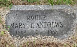 Mary L Andrews