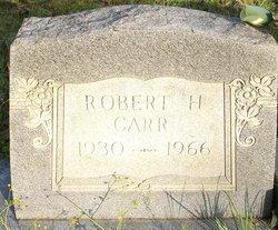 Robert H. Carr