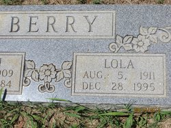 Lola Verton <i>Bishop</i> Berry