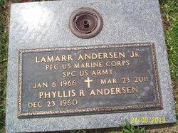 Lamarr Andersen, Jr