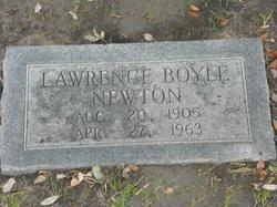 Lawrence Boyle Newton