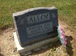 Jennifer J. <i>Judy</i> Allen