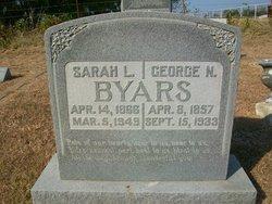 George Nathaniel Byars