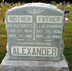 Cyrus J. Alexander