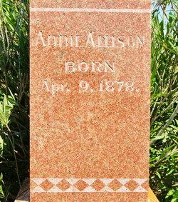 Addie Allison